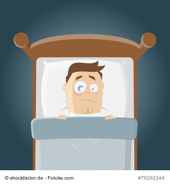Schwere familiär bedingte Schlaflosigkeit
